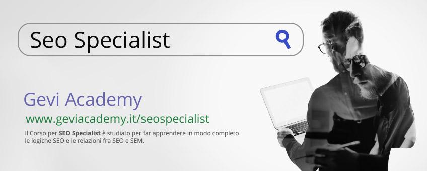 seo specialist-corso gratuito