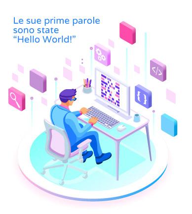 Professione Web Developer