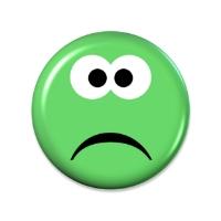 emoticon bad mood