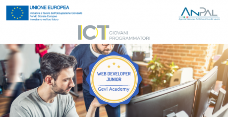 Corso gratuito web developer progetto giovani programmatori e sviluppatori