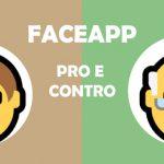 FaceAPP mania – I rischi dell'applicazione che invecchia i volti di 30 anni