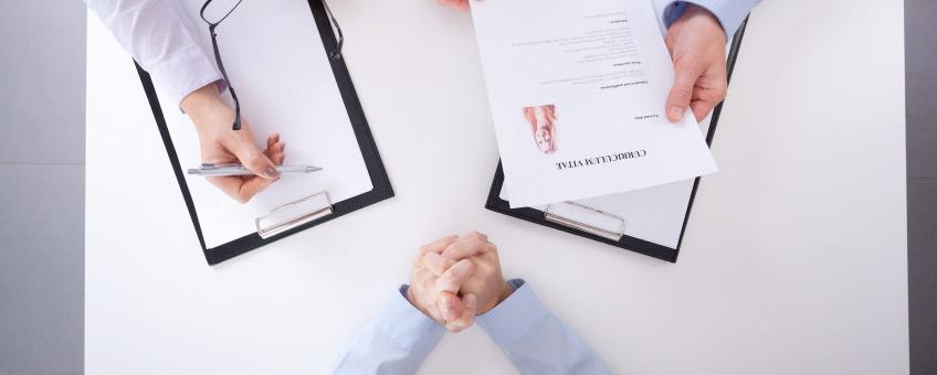 Colloquio di lavoro: come farsi assumere