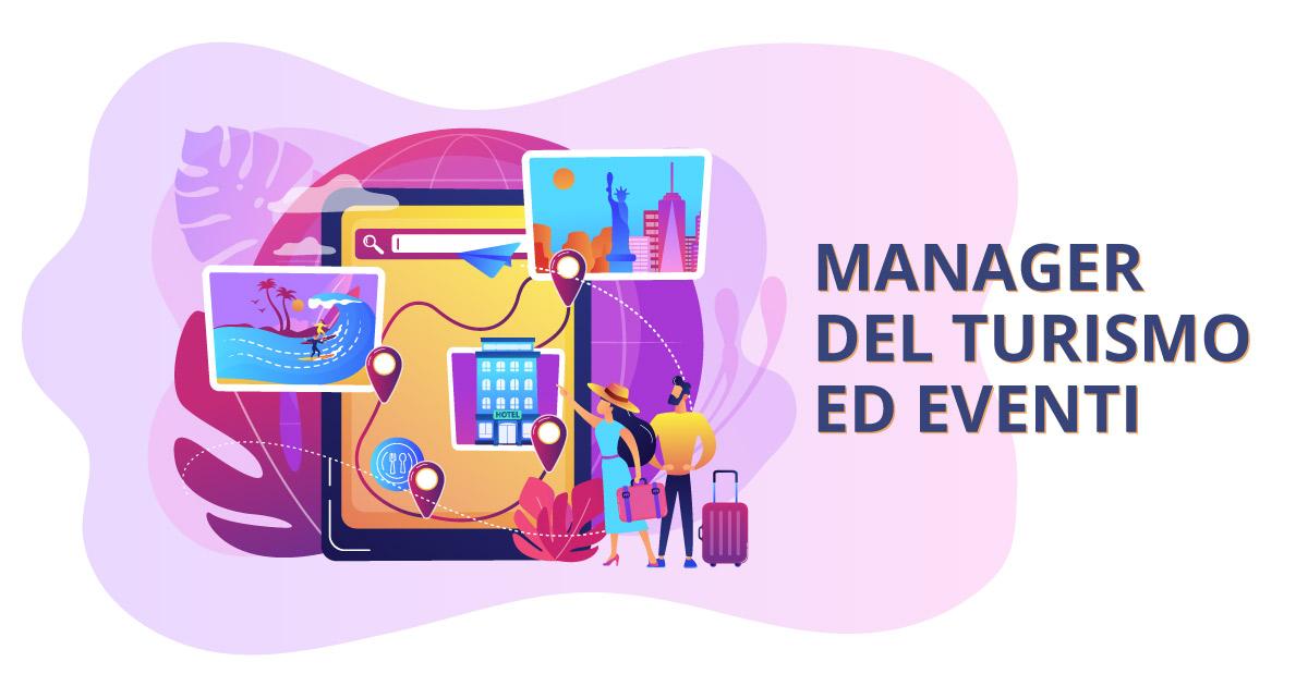 Manager Turismo ed Eventi
