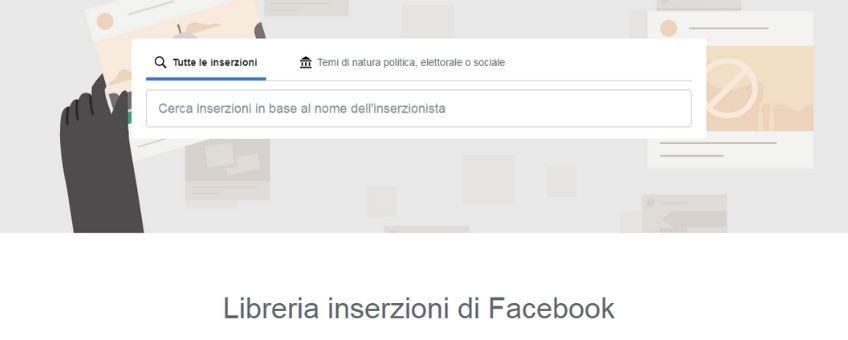 Libreria-inserzioni-facebook