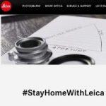 Leika stay home