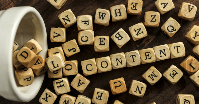 Articolo sul content marketing