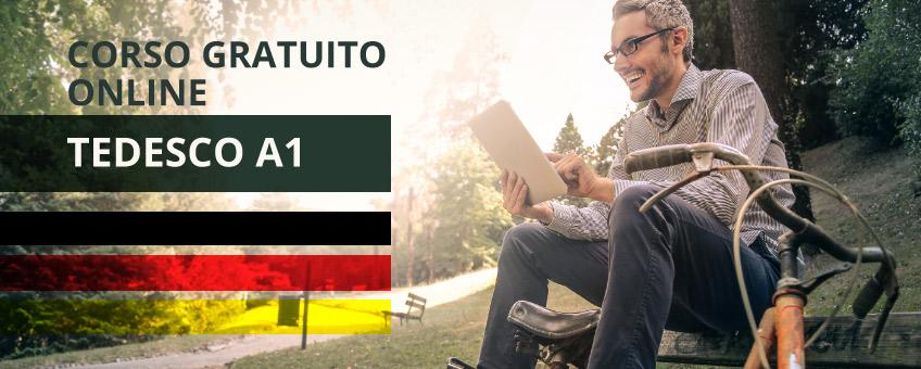 Corso gratuito Tedesco A1 online