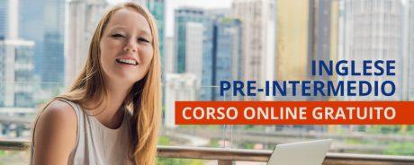 Corso gratuito online Inglese per-intermedio