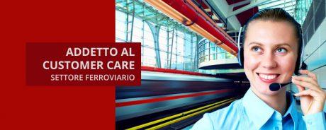 Progetto diritto mirato: Corso gratuito online customer care ferroviario