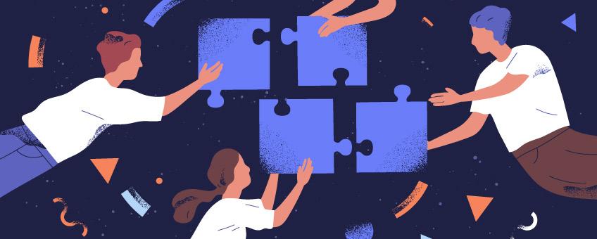 La capacità di lavorare in gruppo